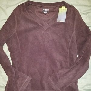 Women's Tek Gear Warm V Neck Sweater